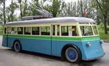 Ретро-троллейбус ЯТБ-1. Аренда троллейбуса в Санкт-Петербурге и Москве. Организация праздников в троллейбусе.
