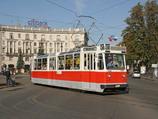 Аквариум. ЛМ-68. Ретро - трамвай. Аренда трамвая в Санкт-Петербурге. Аренда трамвая в Москве. Организация праздников в трамвае.