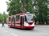 Трамвай ЛМ-2008. Аренда трамвая в Санкт-Петербурге. Аренда трамвая в Москве. Организация праздников в трамвае.