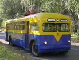Ретро-троллейбус МТБ-82. Аренда троллейбуса в Санкт-Петербурге и Москве. Организация праздников в троллейбусе.