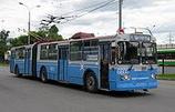 Троллейбус ЗИУ-10. Аренда троллейбуса в Санкт-Петербурге и Москве. Организация праздников в троллейбусе.