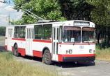 Троллейбус ЗИУ-9. Аренда троллейбуса в Санкт-Петербурге и Москве. Организация праздников в троллейбусе.